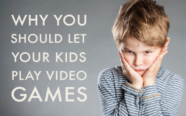 Why You Should Let Your Kid Become A Pro Gamer
