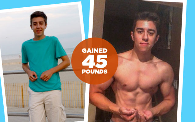 This 18-Year-Old Is Proof That Genetics Don't Dictate Physique