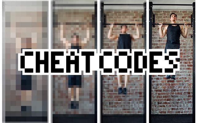 Body Cheat Codes: Pull-Ups Are Your Secret Power Up