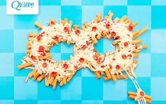 These PROTEIN Pizza Fries Will Take Your Tastebuds To Infinity and Beyond!
