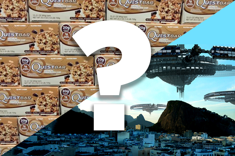 QUIZ: Quest Bar Review or Movie Review?