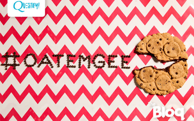 This Oatmeal Chocolate Chip PROTEIN Cookie Will Level Up Your Dessert Game