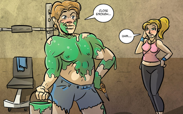 Superhero Goals: 5 Ways To Turn Your Bulk Into The Hulk
