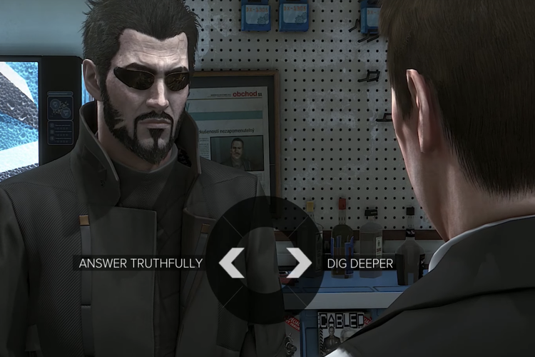 How Deus Ex: Mankind Divided Changed the Way I Play the Game of Life