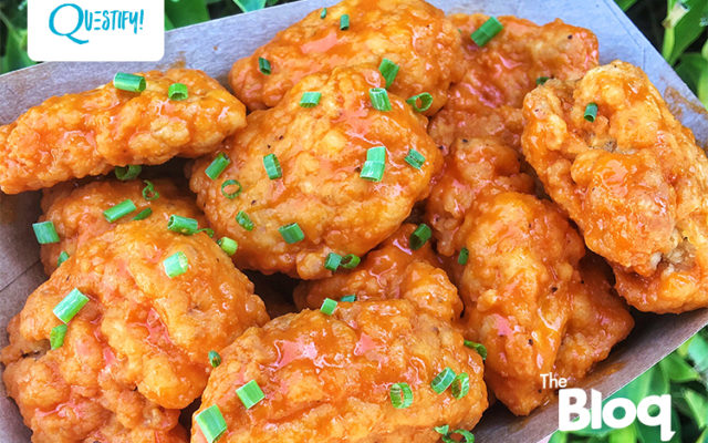 How About A Batch Of Boneless Buffalo Wings That Won't Sideline Your Goals?