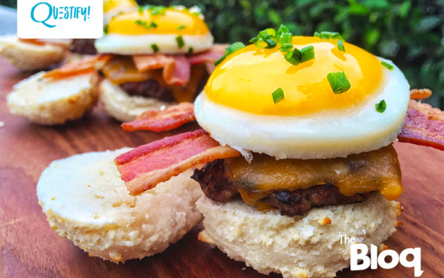 These Protein Biscuit Sliders Are So Good You'll Want Them Every Morning