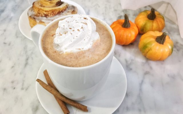 Protein Pumpkin Spiced Latté