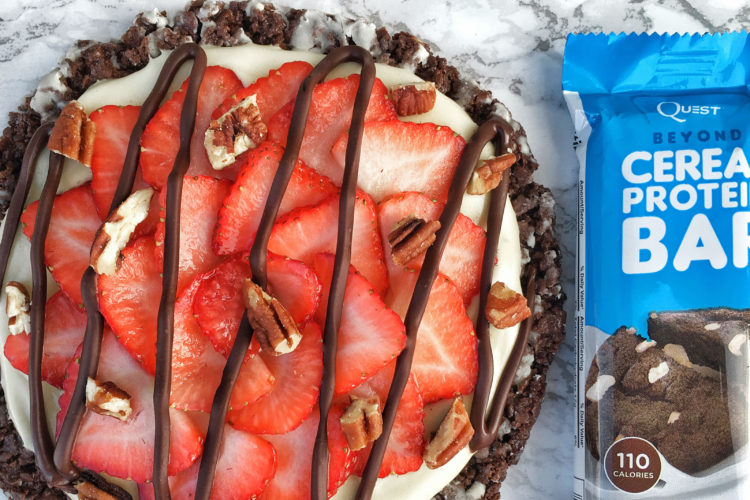 Dessert Pizza With Only 5 Ingredients?!