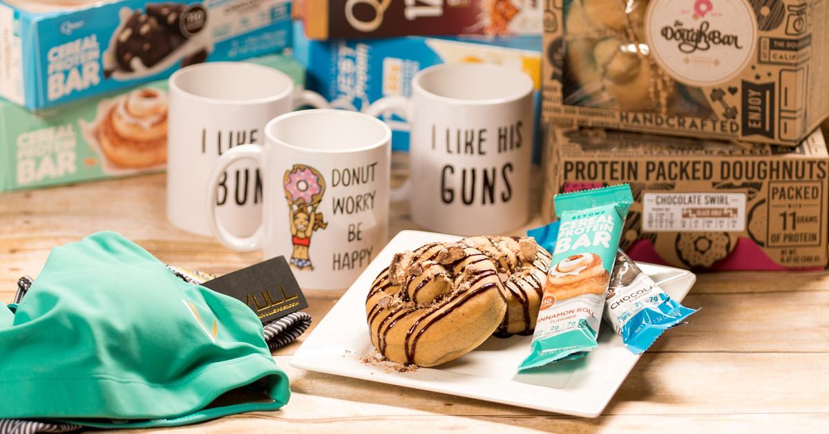 PROTEIN POWER GIVEAWAY Official Rules