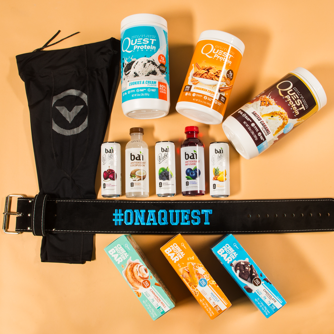 """SPRING SWOLLSTICE #ONAQUEST Giveaway"" Sweepstakes Official Rules"