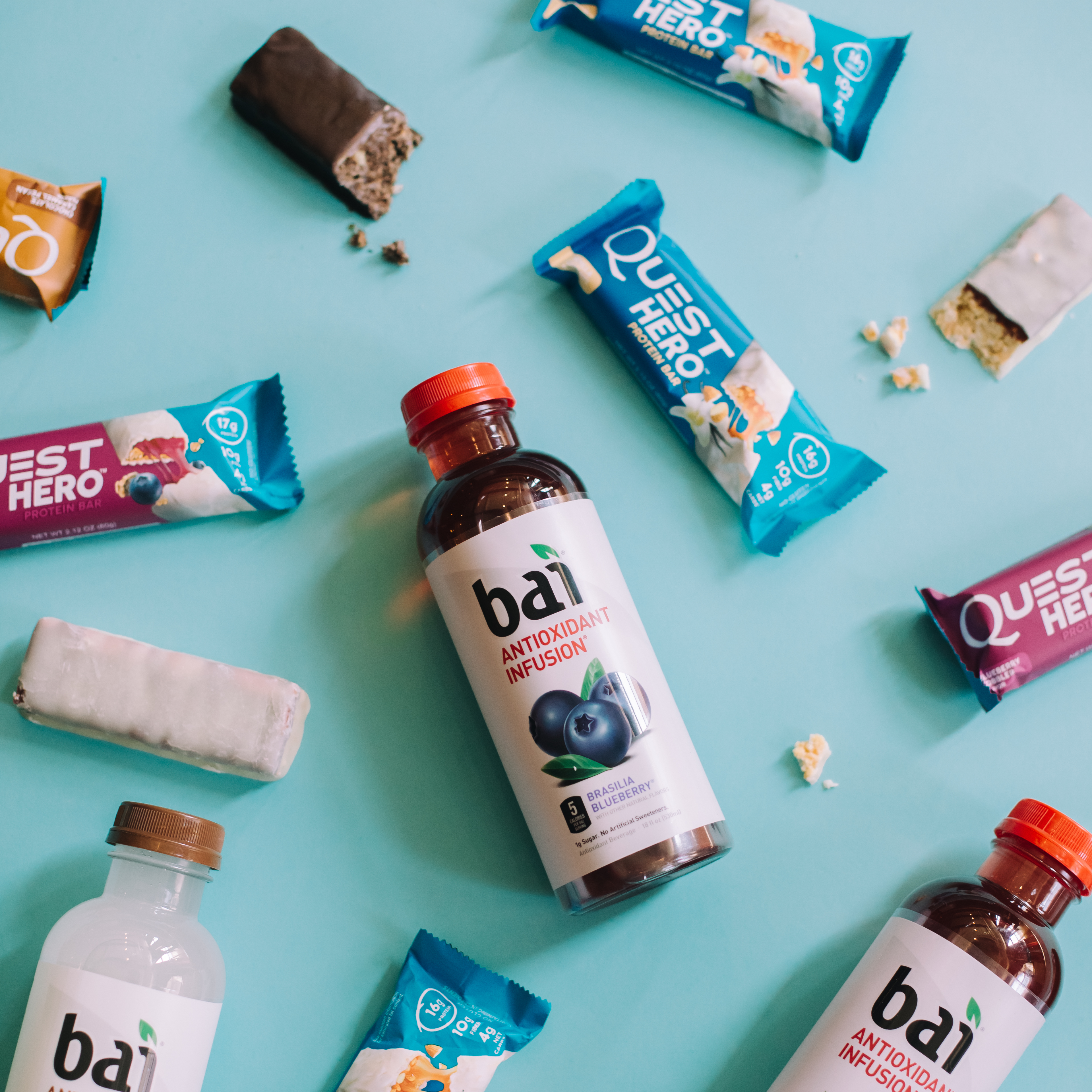 """Quest + Bai Summer Celebration Twitter Giveaway"" Sweepstakes Official Rules"
