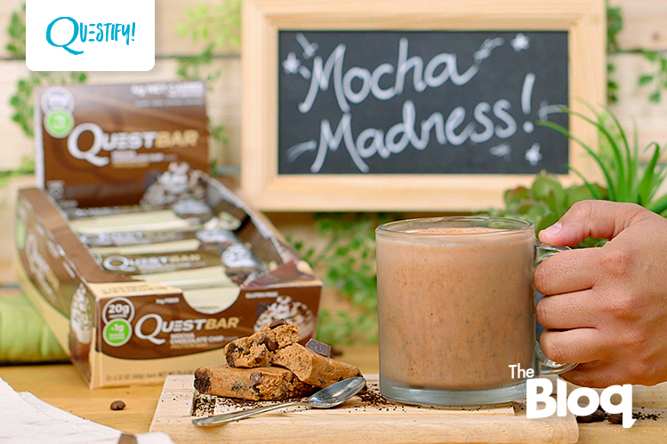 Transform That Sugary Frapp-eh Into a Mocha Chocolate Chip Frapp-yay!