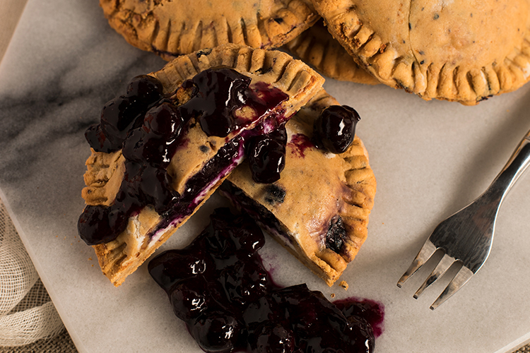 Blueberry Quest Bar Pop Tarts