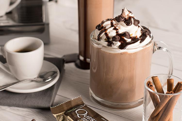 Mocha Protein Frappuccino