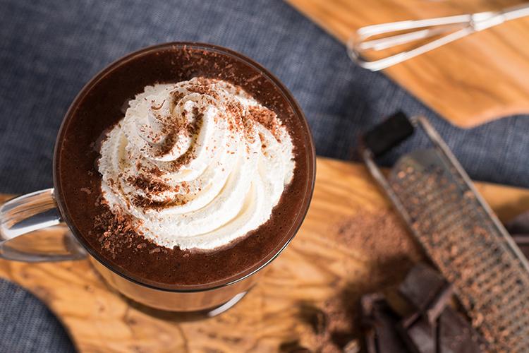Quest Mocha Java Hot Chocolate