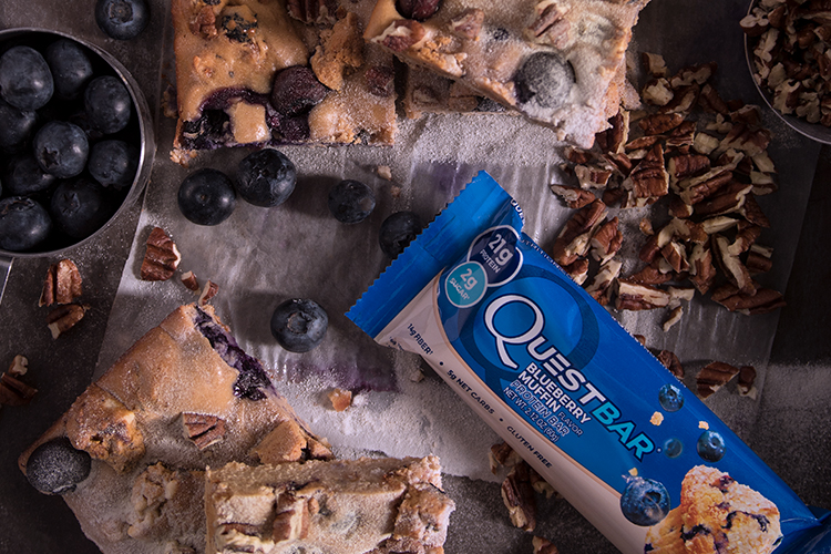 Quest Blueberry Blondie