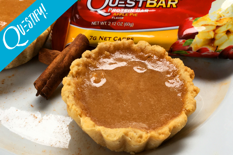 This Thanksgiving, Bake Some Protein Into That Apple Pie!
