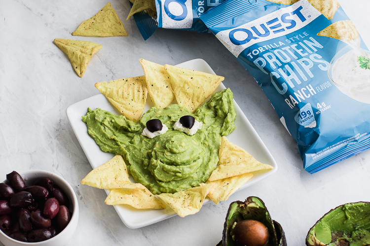 Mash Some Avocados, You Will! (If You Want to Make This Yoda Guacamole)