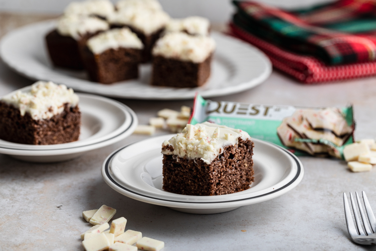 Don't Go Without Dessert This Holiday Season, Enjoy This Peppermint Chocolate Cake Instead!