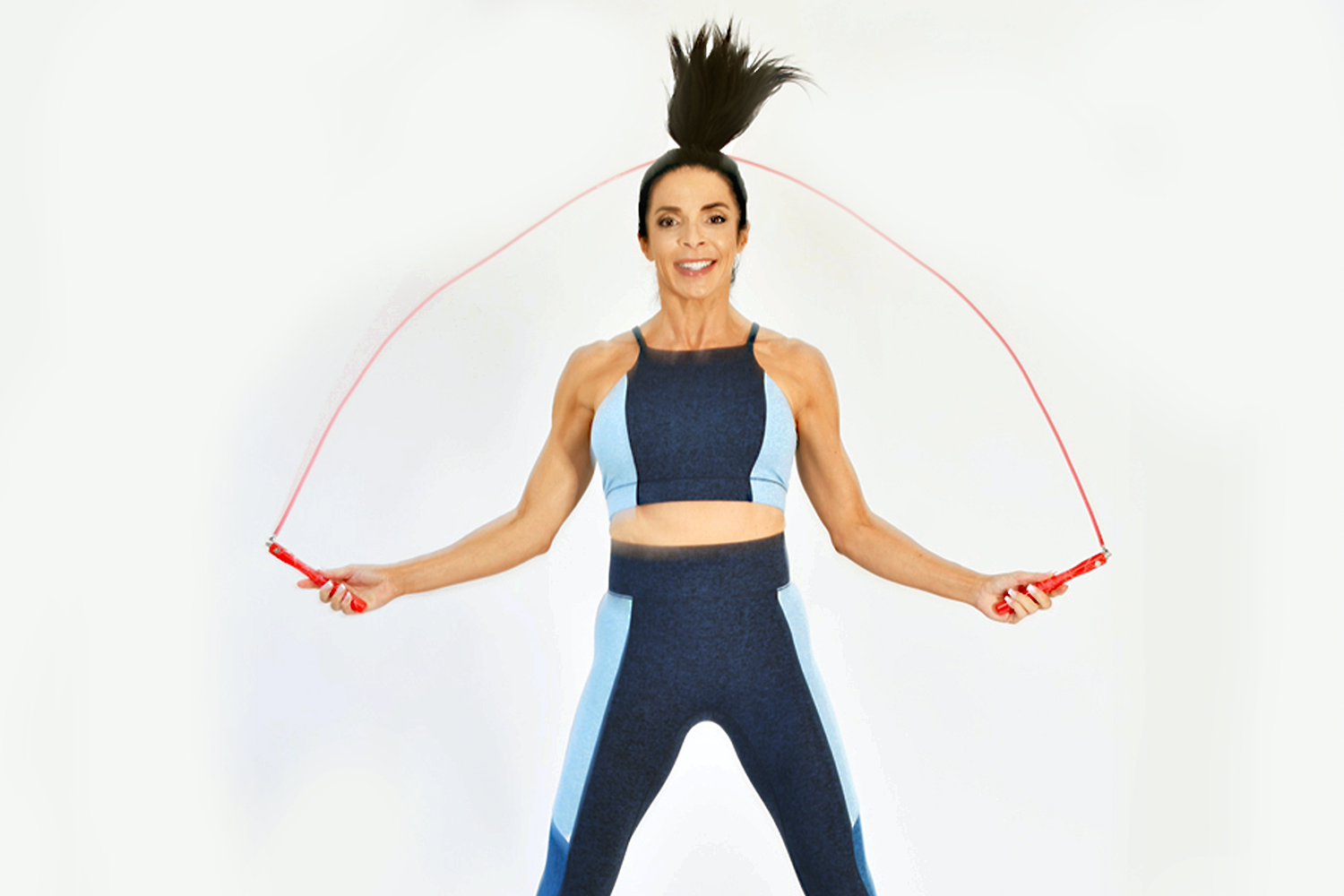 5 Jump Rope Moves for Better Abs
