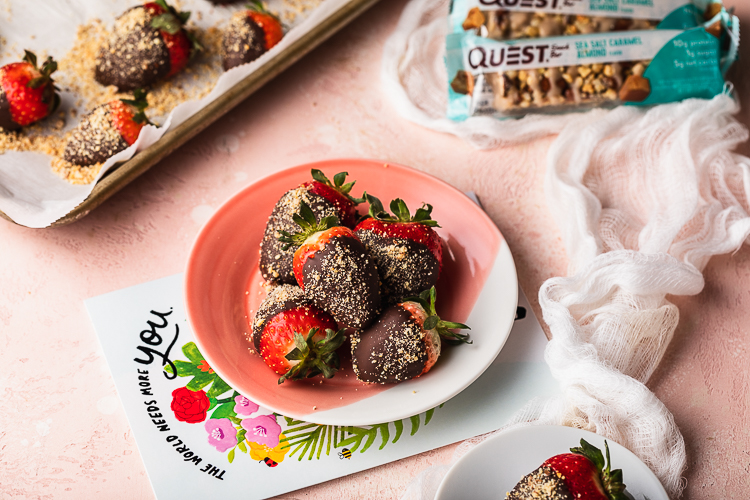 Classic Chocolate Covered Strawberries for Mother's Day — Questified!