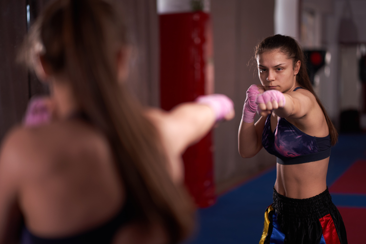 Here are the Benefits of Shadowboxing at Home