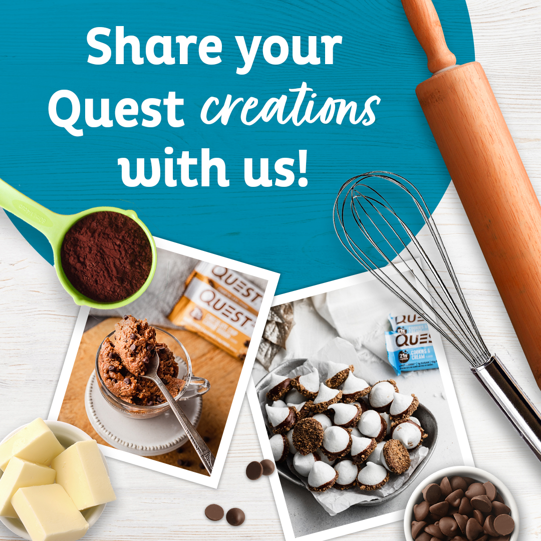 Quest Recipe Cookbook Sweepstakes
