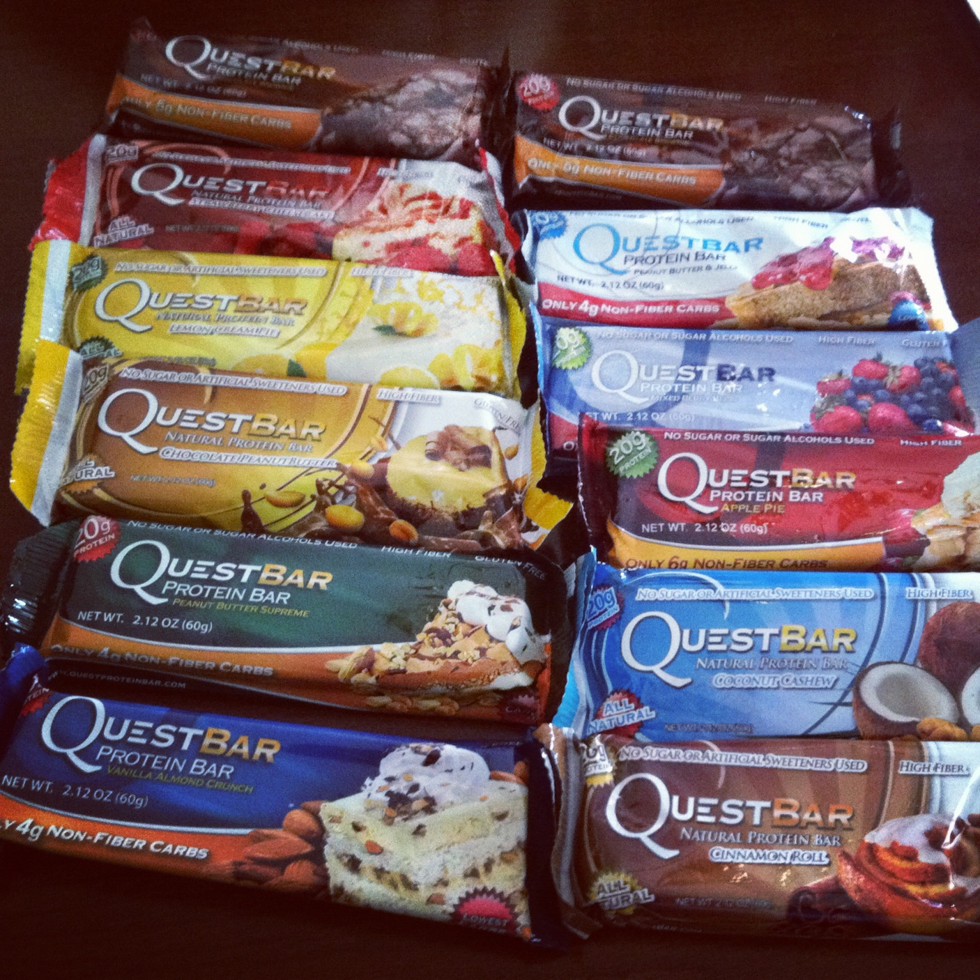 What Quest Bar Flavor Are You?