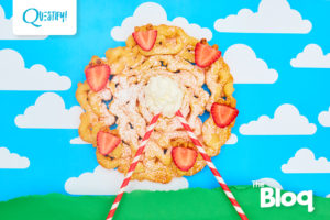 Quest Nutrition Protein Funnel Cake The Bloq