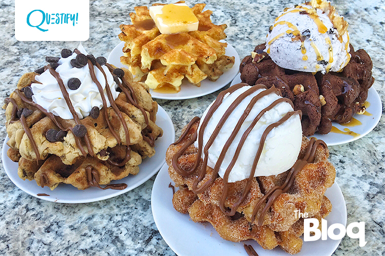 Four Easy Ways To Make Protein Waffles The Bloq