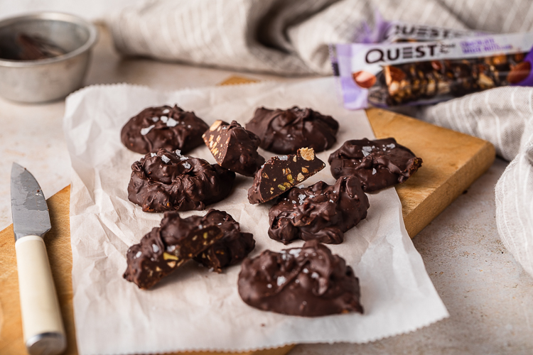 You Have to Try These 3-Ingredient Chocolate Clusters ASAP
